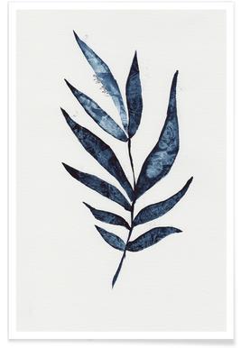 Palm Leaf - Premium poster