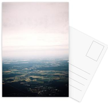 From The Outside -Postkartenset