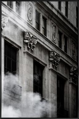 Wall Street Framed Poster