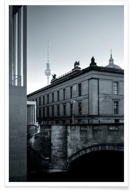 Classic Berlin Poster