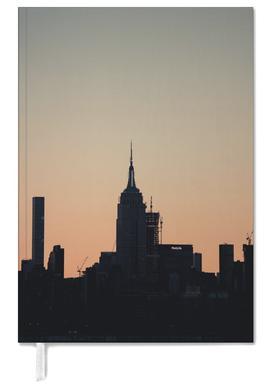 Empire State Silhouette -Terminplaner