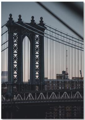 Manhattanites II -Notizblock