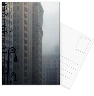 Pearl Street -Postkartenset