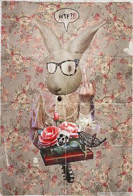 Lady Bunny WTF