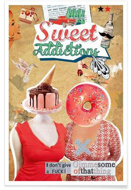 Sweet Addictions Poster