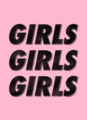 Girls Black
