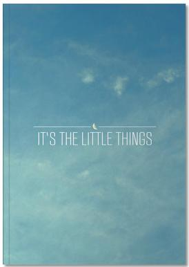 Little Things Notebook