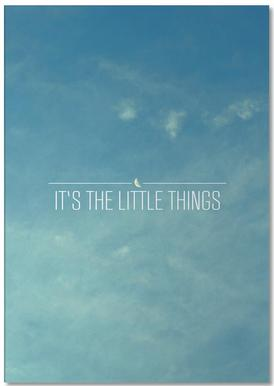 Little Things Notepad