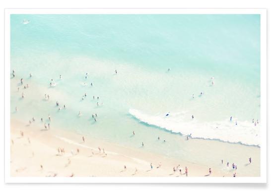 Beach Love - Premium poster