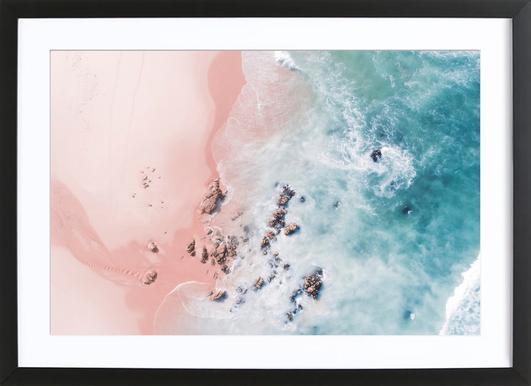 Sea Bliss Framed Print