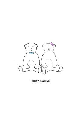 Be My Always -Alubild