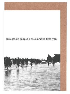 I'll Find You Greeting Card Set
