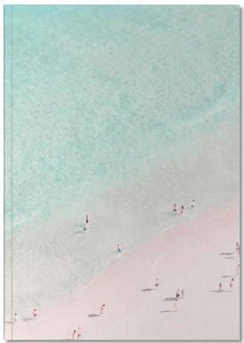 Beach Love Notebook