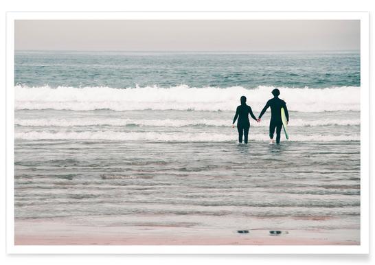 Surf Love affiche