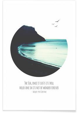 The Sea affiche