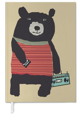 boomer bear Personal Planner