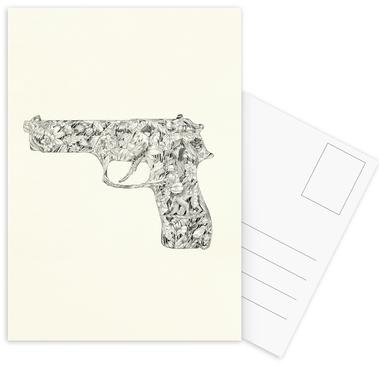 Floretta Postcard Set