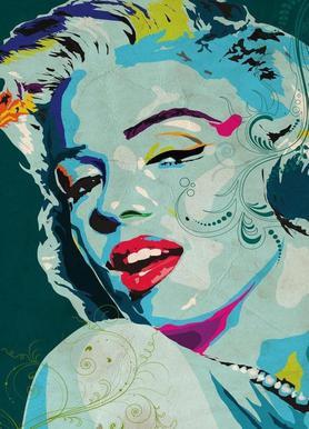 Marilyn Monroe I Canvas Print