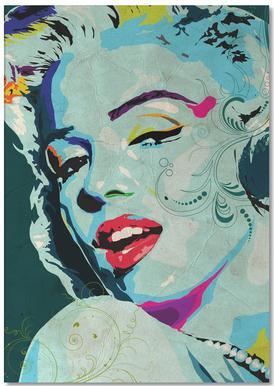 Marilyn Monroe I bloc-notes