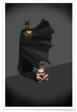 Walking Shadow - Hero 2 Poster
