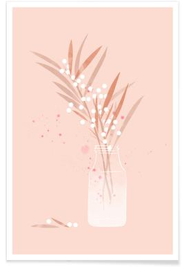 Tiny Mimosa - Premium Poster