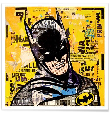 Bruce - Premium poster