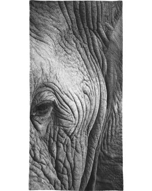 Nambithi Elephant 01 Bath Towel