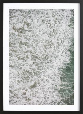 Oceanic 02 Framed Print