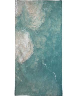 Riptide Beach Towel