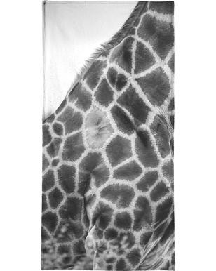 Giraph detail Bath Towel