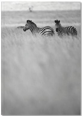 Zebra Pair Notebook