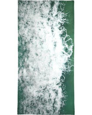Wavescapes 01 Bath Towel