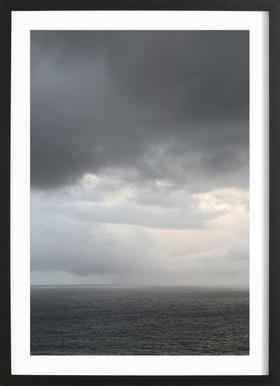 Sol De Le Gogo 1 -Bild mit Holzrahmen