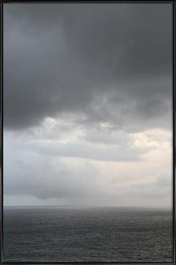 Sol De Le Gogo 1 -Bild mit Kunststoffrahmen