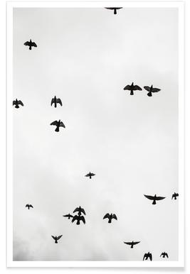 Flight & Freedom 04 -Poster