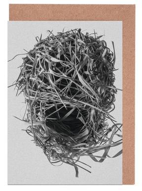 Weaver Nest -Grußkarten-Set