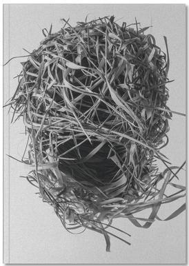 Weaver Nest Notebook