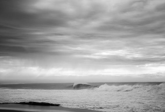South Coast -Acrylglasbild