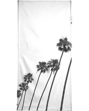 Cali Palms Beach Towel
