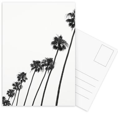 Cali Palms -Postkartenset