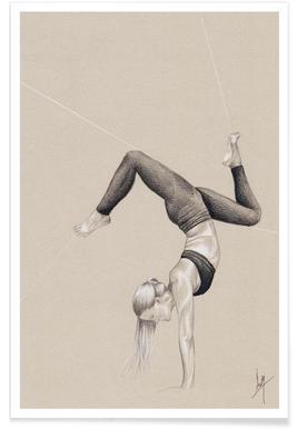 Yoga 3 -Poster