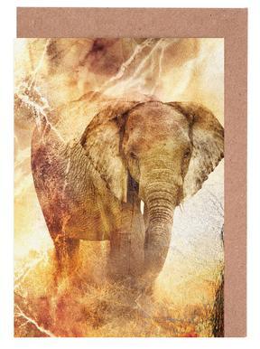 Tusk Greeting Card Set