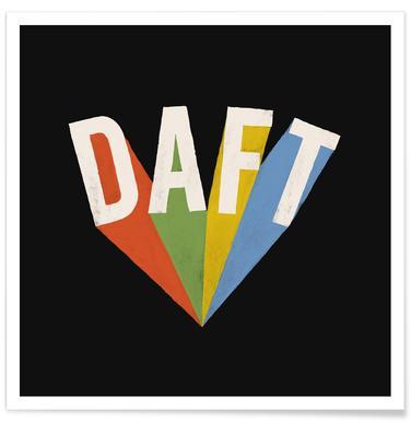 Daft -Poster