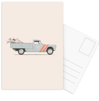 Pick Up Postcard Set