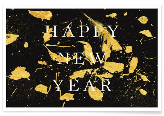 Happy New Year -Poster
