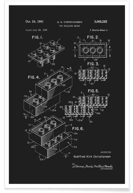 Lego PRINT WB poster