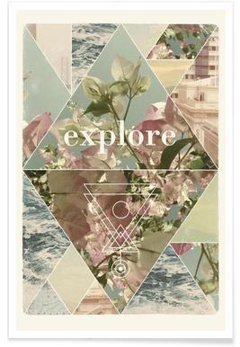 Explore I -Poster