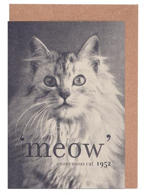 Famous Quote - Cat Greeting Card Set