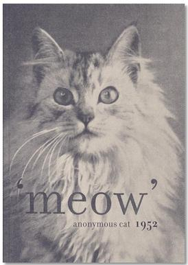 Famous Quote - Cat Notebook