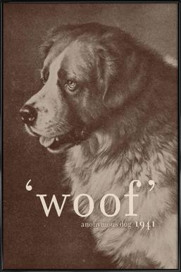 Famous Quote - Dog Framed Poster